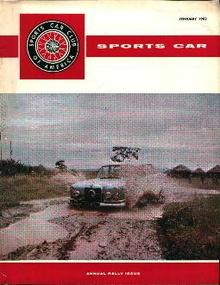 Sports Car-2/62 Rallying Issue