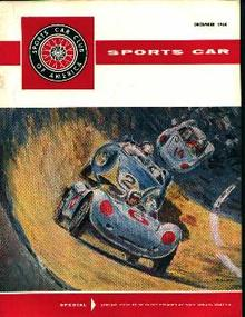 Sports Car-12/60 3 Ring Circus at Daytona!