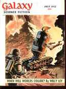 Galaxy Jul 1952 Gravy Planet Pohl & Kornbluth