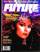 Future Life June 1980 Star Wars, Dollens Art