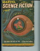 Marvel Science Fiction mag, Time was, 5/52