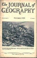 Journal Of Geography:Iron and Steel of Europe