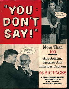You Don't Day=by Stan Lee-Photo and Captions