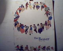 Beaver-Winter 1960-History of Hudsons Bay Co.