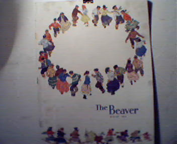 Beaver-Winter 1960-History of Hudsons Bay Co.