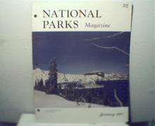 National Parks-1/61 Walden Pond,Urbanization!