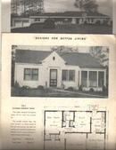 1948 Home Plans Great Photos over 43 plans