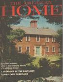 American Home 10/1960 New England Traditional