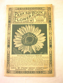 Parker's Flower Book Venidium Fastuosum Hybri