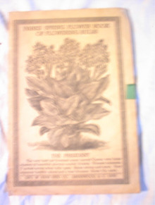 Parks Spring Flower Book of Flowering Bulbs