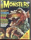Famous Monsters of Filmland 50th Annv Issue
