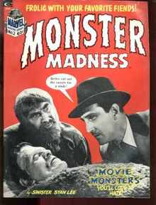 Monster Madness v1 #2 Photos Silly Captions
