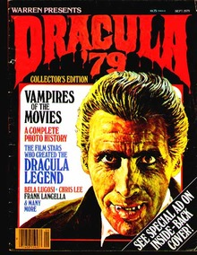 Dracula '79 Collectors Edition Films Stars