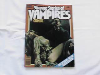 OCT 1979 STRANGE STORIES OF VAMPIRES COMIX