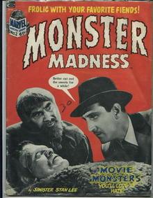 Monster Madness, Vol. 1 No. 2, 1973