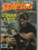 Starlog, Schwarznegger as Conan, #59 6/82