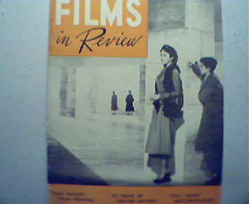 Films In Review-4/54 Alec Guiness,SaoPauloFes