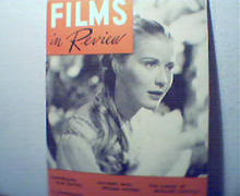 Films In Review-12/54 Marlene Dietrich,Valent