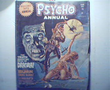 Psycho-#1-72' Myth of Dracula,Lucifer Awaits!