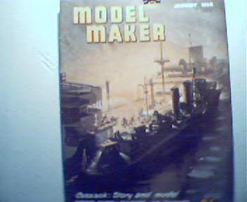 ModelMaker-1/58 HMS COSSACK,Model Train&Cars