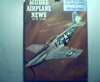 Model Airplane News=6/55 Sabre,A-Bomb,JetsIII