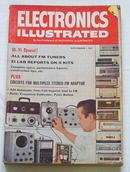 Electronics Illust.11/61 B-70;Radio Telescope