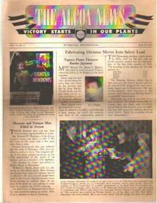 The Alcoa News 4/24/1944 WWII Employee news
