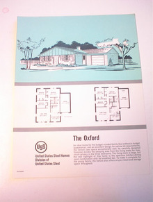 The Oxford Design by USS Steel Homes