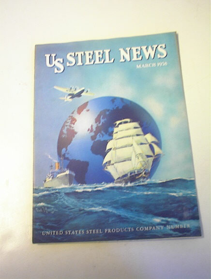 US Steel News,3/38,United States Steel Number