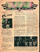 The Alcoa News from 2/14/44 B-17 Artwork!