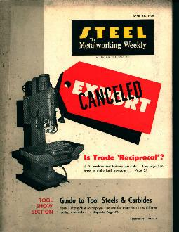 Steel-Metalworking Weekly 4/21/58