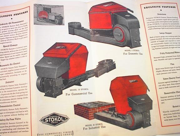 Enjoy Automatic Heat with Stokol Brochure