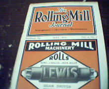 The Rolling Mill-5/30-Ingot Ghosts,EquipRevw