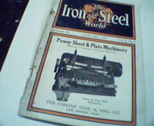 Iron and Steel-1/28-Rolling Billets into Tube