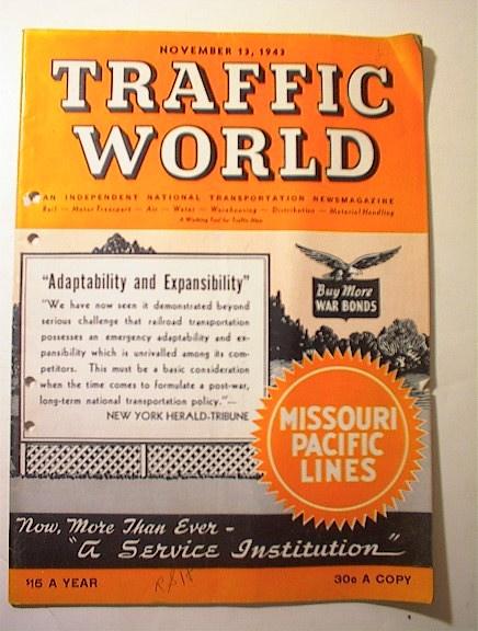 Traffic World,11/13/1943,Bidding on Rail Sec.