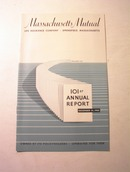 1952,Massachusetts Mutual 101st Annual Report