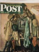 APRIL 14,1945 ISS THE SATURDAY EVENING POST