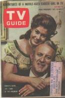 TV Guide 10/26/1963 Lee J Cobb The Virginian