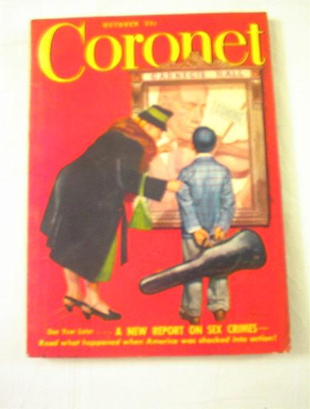 Coronet Oct,1947 Foisbery,John Mc Cormack