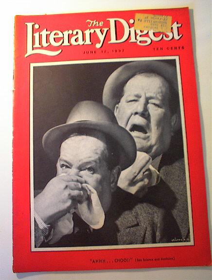 The Literary Digest Magazine,June 12,1937