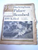 PM New York Daily,10/11/40,Buckingham Bombed