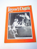 The Literary Digest,4/24/37, A Dog's Life!
