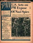 PM:US Acts on PM Expose of Nazi Spies!