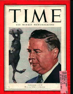 Time-10/08/51 Billy Grahm, Henry Ford