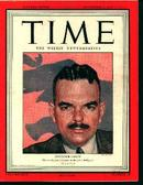 Time-11/1/43 Govenor Dewey On Cover!