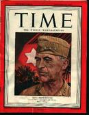 Time-1/29/45 Sixth Army's Krueger on Cover