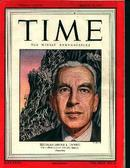 Time-3/17/47 Greg Peck, Sphinx, Churchill