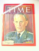 TIME Magazine,12/10/65,Gen.Johnson Army Chief