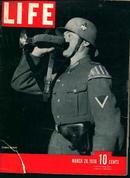 Life-3/28/38- German Bugler, Hitlers Parents
