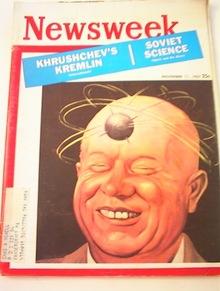 NEWSWEEK,Nov 11,1957,Khrushchev's Kremlin